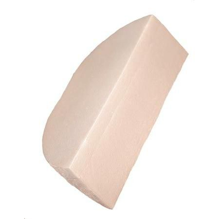 "Stelly-Belly Wedge 1""Memory Foam Topper Professional"