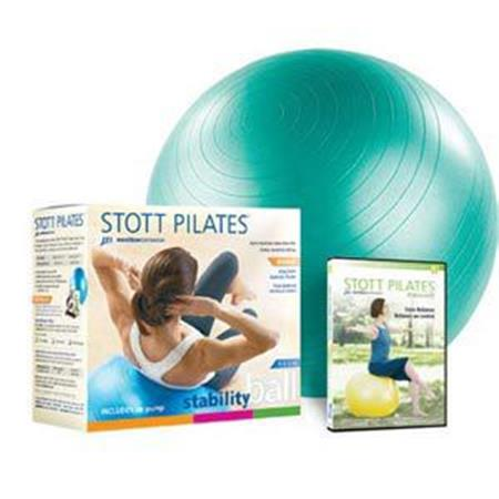 Stability Ball Pack 65Cm Green