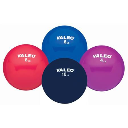 Valeo Weighted Fitness Ball