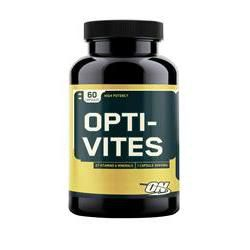 Opti-Vites One A Day Multi-Vitamin, 60 Capsules
