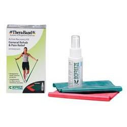 Thera-Band General Rehab Pain Relief Kit-Intermediate