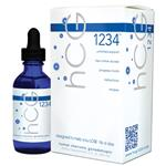 hCG 1234, 2oz Bottle