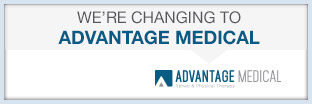 We are changing to Advantage Medical