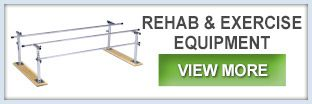 Shop our selection of rehab & exercise