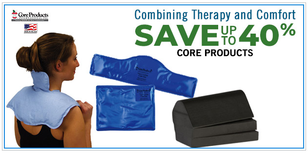 Save up to 40% off Core Products