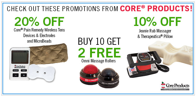 Core Products Promotion
