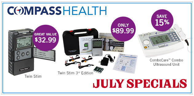 Compass Health July Specials