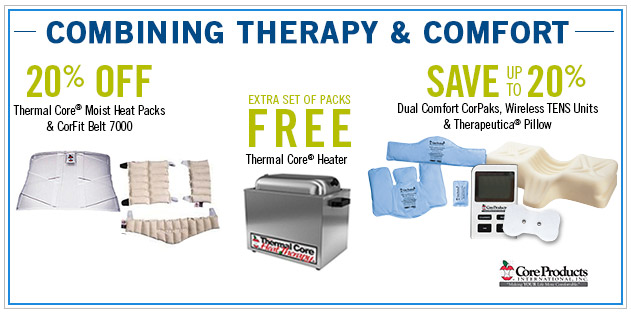 Core Products Therapy and Comfort