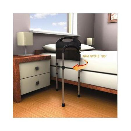 Mobility Bed Rail + Organizer