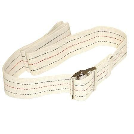 Striped Gait Belt