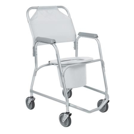 Invacare Shower Chair Mobile Commode