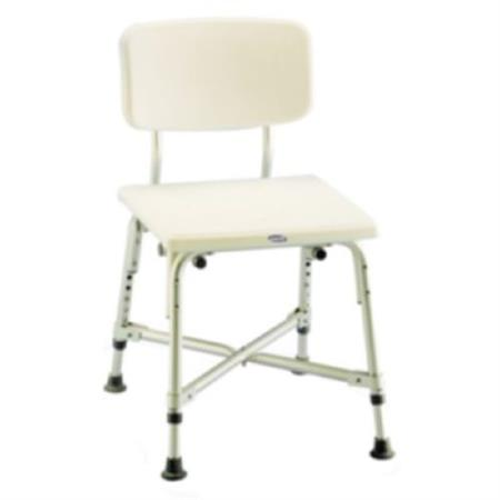 Invacare® Bariatric Shower Chair with Back - 700lbs Capacity