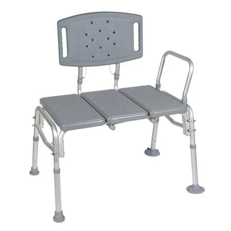 Drive Bariatric Transfer Bench