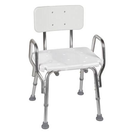 Mabis/Dmi Shower Chair With Backrest