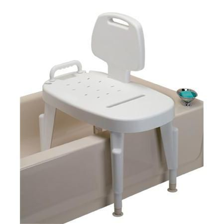 Bath & Safe Adjustable Transfer Bench