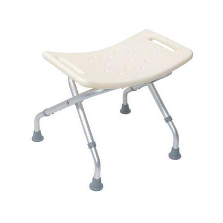 Folding Shower Seat Without Backrest