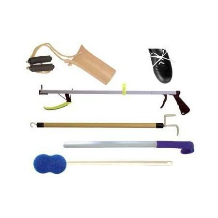 "Basic Hip Kit W/32"" Reacher"