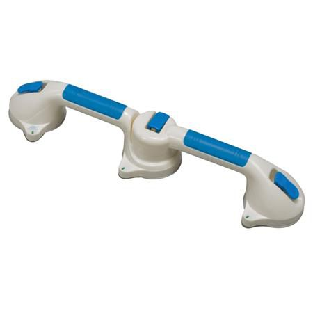 Mabis/Dmi Suction Cup Grab Bar W/180Deg Swivel