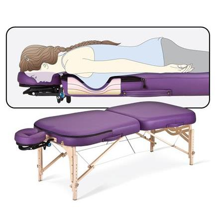Earthlite Infinity Conforma Massage Table Pakage