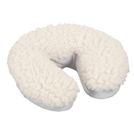 Fleece Cover For Earthlite Crescent Headrest