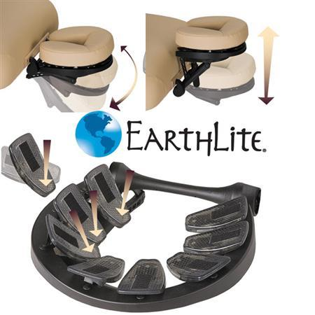 Earthlite Caress Self Adjusting Face Cradle