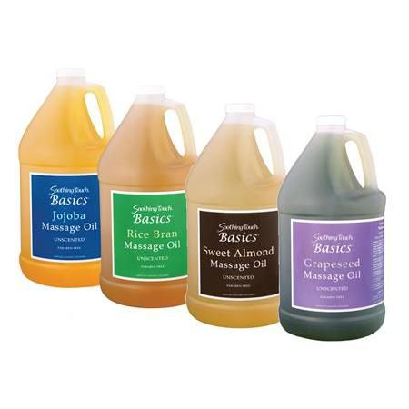 Soothing Touch Basics Oils