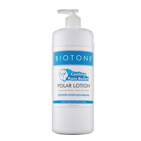 BIOTONE® Polar Lotion®, 32 oz With Pump