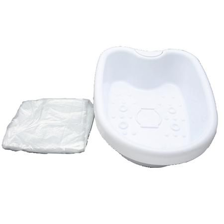 Ion Detox Foot Spa Basin Liners, 100Ct