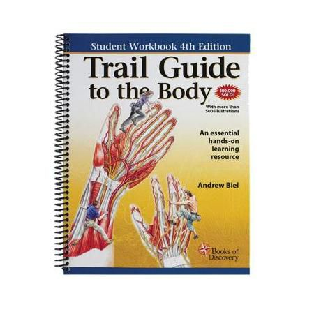 Trail Guide To The Body Textbook And DVD, 4th Ed.