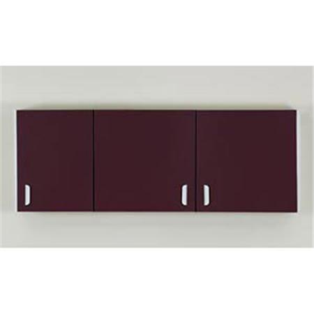 "66"" Long Wall Cabinet With 3 Doors"