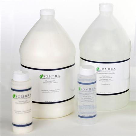 Sombra Ultrasound Gel & Lotion