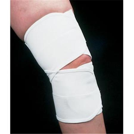 Universal Elastic Wraparound Knee Support
