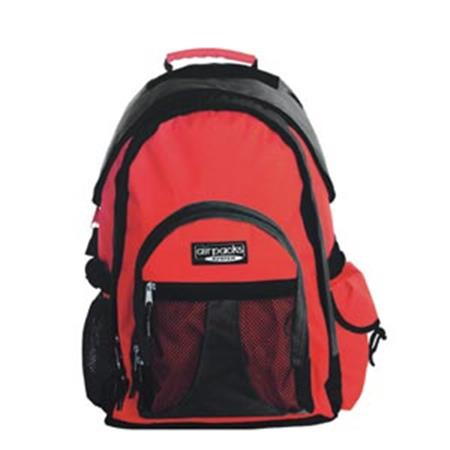 Airpack Backpack, Large Red