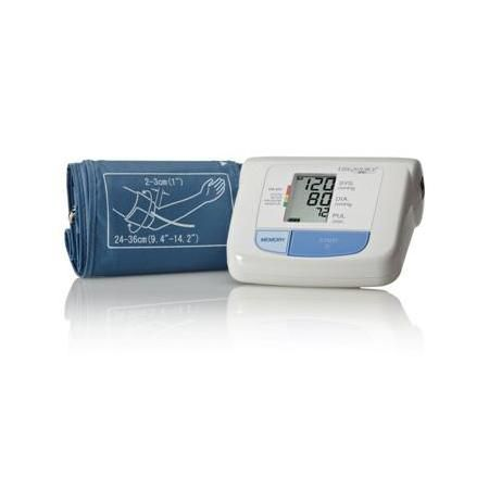 LifeSource Easy 1 Step Automatic Blood Pressure Monitor, Med Cuff