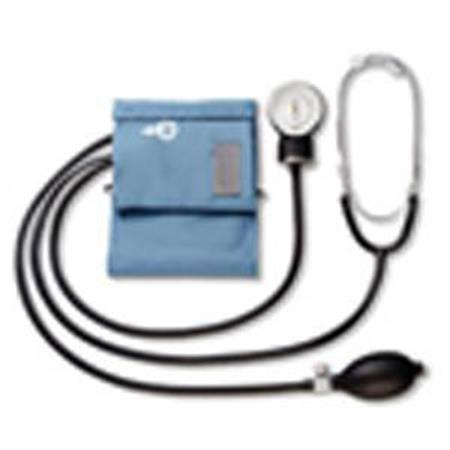 "Blood Pressure Kit With Stethoscope And Adult Cuff, 11.5"" - 16"""