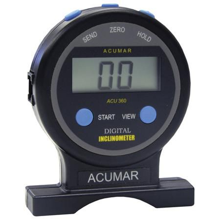 Acumar Digital Inclinometer Single