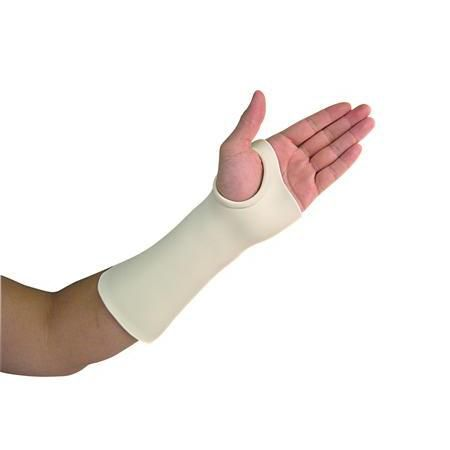 "Infinity Wrist And Thumb Spica Splint, 1/8"" Thick"