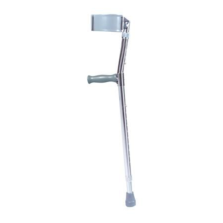 "Drive Steel Forearm Crutches, Tall Adult5'10""-6'6"""