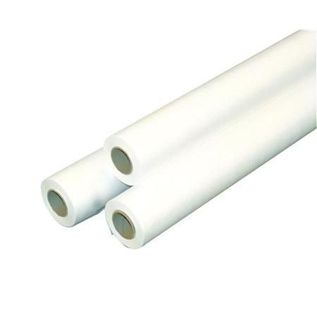 "Crepe Exam Table Paper 21""Wx125'l, 12 Rolls, White"
