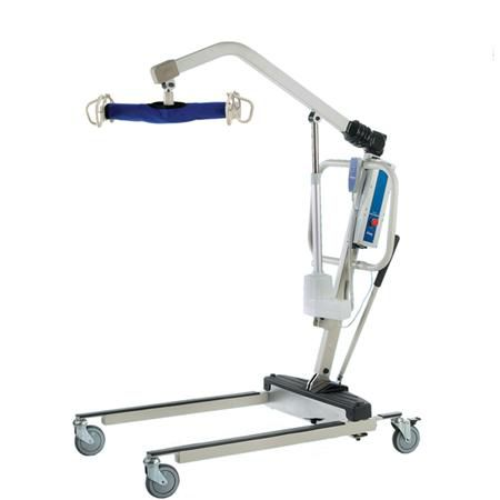 Invacare Reliant 450 Power Low Base Lift