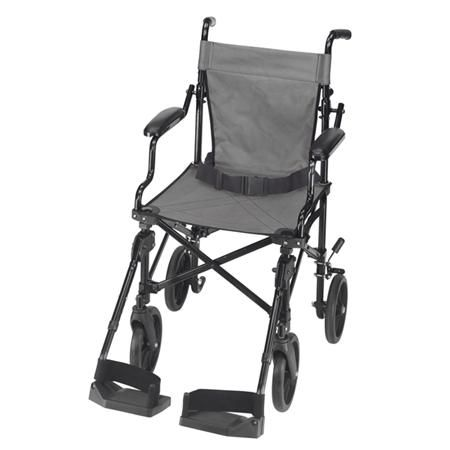 Mabis/DMI Folding Transport Chair