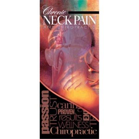 Neck Pain Brochure 25/Pkg