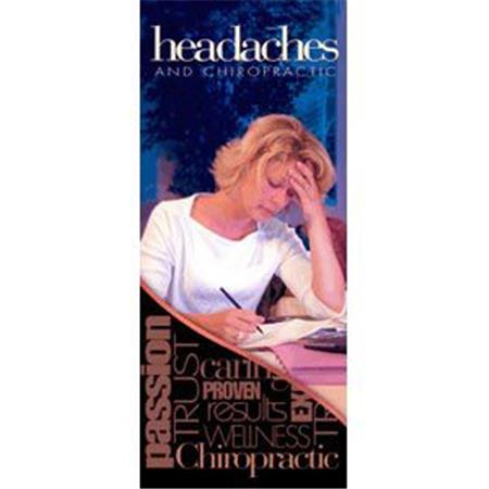 Headaches Brochure 25/Pkg