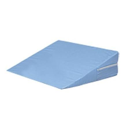 "Foam Bed Wedge Blue 12""X24""X24"""