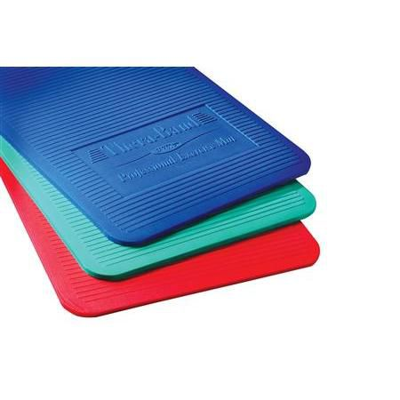 "Thera-Band Exercise Mat 24"" X 75"" X .6"" Green"