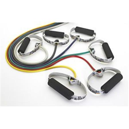 Thera-Band Professional Resistance Tubing With Attached Handles