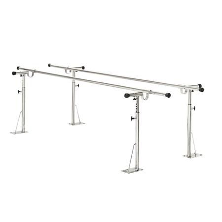 Floor Mount Parallel Bars