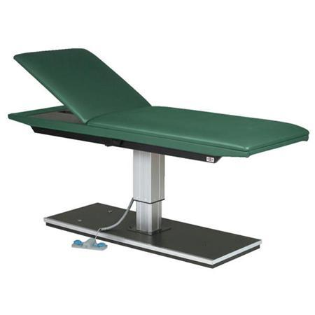 Powermatic Treatment Table With 75Dg Adj Backrest