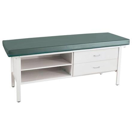 Advantage Treatment Table With Cabinet & Drawer
