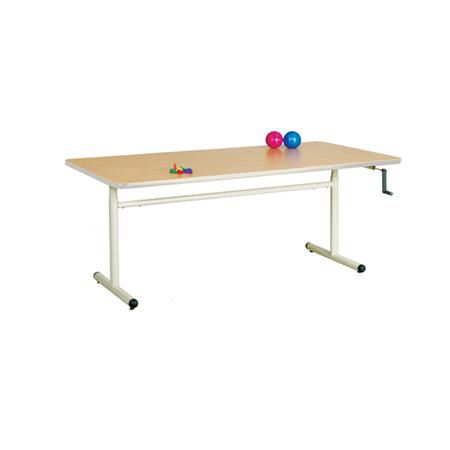 "Group Therapy 72"" Table - Hand Crank Height Adjust"